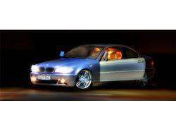 BMW Photo abrabotka