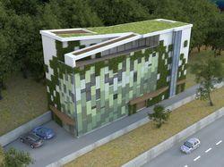 Проект Гостинично - офисного комплекса. Киев
