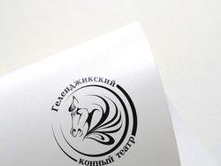 Отрисую логотип в векторе