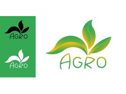 Логотип аграрной компании