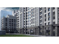 Жилой комплекс на ул.Смоленская