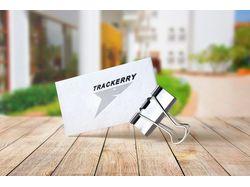 Логотип trackerry