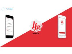 Мобильный сайт HR Family