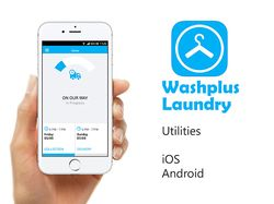 Washplus Laundry Delivery