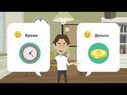 Видео о том, как работает видеоанимация