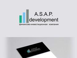 Логотип для финансово-инвестиционной компании