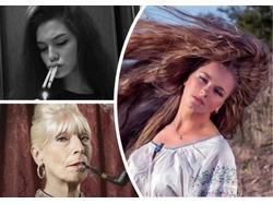 Курение и выпадение волос