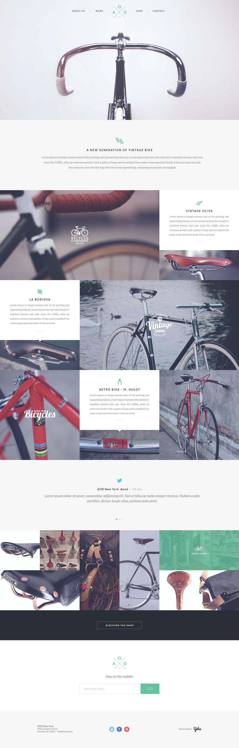 YEBO Bicycle