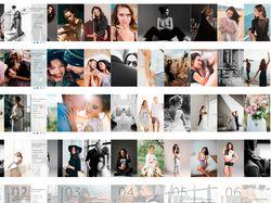 Сайт визитка фотографа