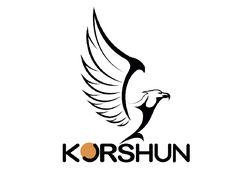 Логотип и фирменный стиль для KORSHUN