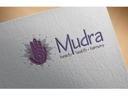 """Лого для компании """"Mudra"""" + варианты"""
