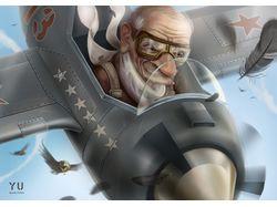 Опытный пилот