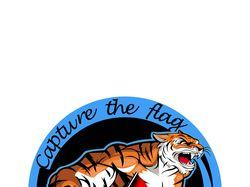 Логотип соревнований CTF