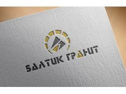 """Логотип для компании """"Балтик Гранит"""" + варианты"""