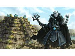 Иллюстрация для сессии в настольной игре