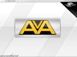 """Логотип для хостинг-фирмы, сайта """"Avahost"""""""