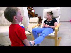 Видео для детского канала.