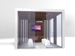 Визуализация для LOEWE.
