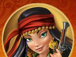 Персонаж пиратка