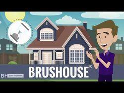 Анимационное видео для компании Brushouse