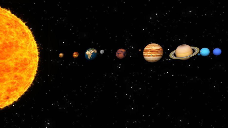 солнечная система смотреть картинки этом году