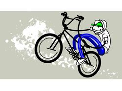 dmx bike