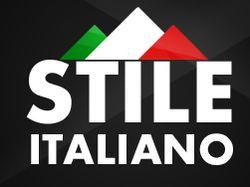 Разработка логотипа Stile Italiano