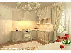 Дизайн проект загородного дома (Белогородка)