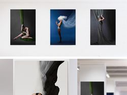 Серия фотографий для календаря