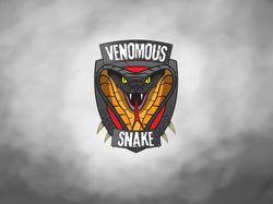 Эмблема WOT Клана Venomous Snake