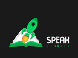 Speak Starter Logotype