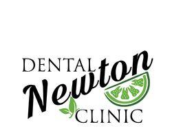 """Логотип для """"Dental Newton Clinic"""""""