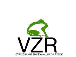 """Логотип для """"VZR"""""""