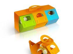 Упаковка мягких игрушек