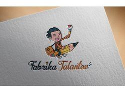 "Лого для ""Фабрики талантов"""
