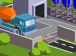 Иллюстрация промышленных объектов