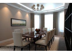 Дизайн гостевой комнаты 31.2 кв.м