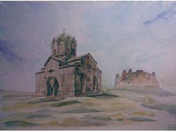 Церковь и крепость Амберд