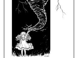 Storm lady