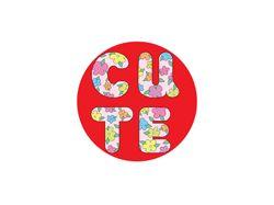 Логотип Cute