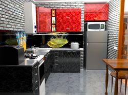 Подбор дизайна небольшой кухни