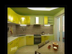 Кухня в Киевской новостройке