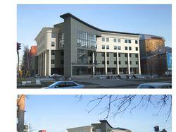 Реконструкция административного здания