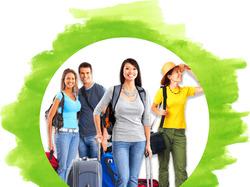 landing Page для туристической фирмы