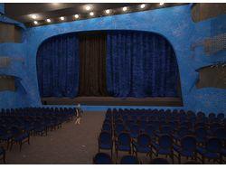 Дизайн-проект зрительного зала театра.