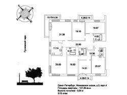 Схемы офисов и квартир