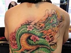 О татуировках (образец статьи)