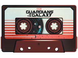 Перерисовка арта Guardians of the galaxy