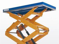 Подъемный стол гидравлический стандартный