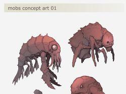 Mobs Concept Art 01